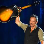 Bruce Springsteen remonte sur scène à New York devant un public vacciné