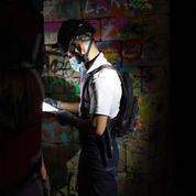 Sous les rues parisiennes, la chasse aux néocataphiles de l'épidémie