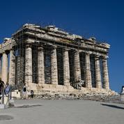 Face à la polémique, l'État grec défend la bétonnisation des sentiers de l'Acropole