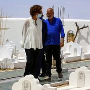 En Tunisie, un cimetière-jardin comme «un début de paradis» pour les migrants