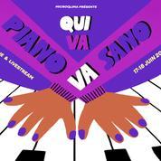 Feu! Chatterton, Eddy de Pretto, Joanna… la belle affiche du festival «Qui va piano va sano»