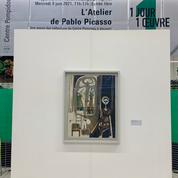 «Amener l'art là où il n'est pas»: un Picasso dans un supermarché de l'Essonne