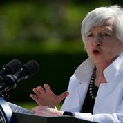 Les aides aux pays les plus pauvres pourraient profiter aux créanciers chinois, s'inquiète Yellen