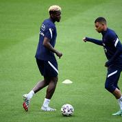 Pogba : «Il n'y a rien du tout entre Olivier (Giroud) et Kylian (Mbappé)»