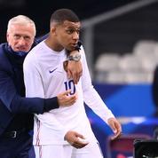 Mbappé agacé par les propos de Giroud, premier accroc dans la préparation des Bleus