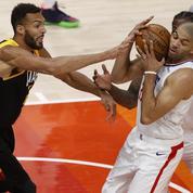 NBA : arme de dissuasion massive, Gobert meilleur défenseur pour la troisième fois