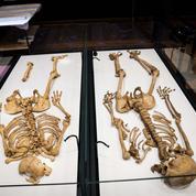Au Danemark, deux Vikings de la même famille réunis mille ans après leur mort