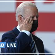 «The United States is back!», lance Biden au premier jour de sa tournée en Europe
