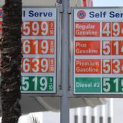 Forte inflation en mai aux États-Unis