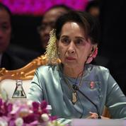 Birmanie : Aung San Suu Kyi inculpée pour corruption