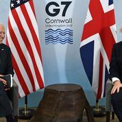Début de la rencontre Biden-Johnson à la veille du G7