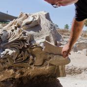 Une basilique romaine érigée par Hérode redécouverte en Israël