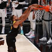 Play-offs NBA: les Bucks s'accrochent, le Jazz tient la cadence