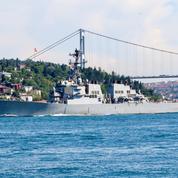 Turquie: un destroyer américain a traversé le Bosphore vers la mer Noire