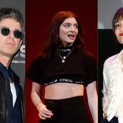 Noel Gallagher, Lorde, Clara Luciani… Découvrez notre playlist du week-end