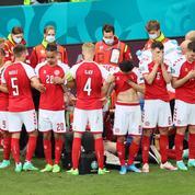 Euro 2020 : Eriksen miraculé, la frayeur puis le soulagement