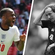 Tops/Flops Angleterre-Croatie : Sterling délivre l'Angleterre, la Croatie dépassée