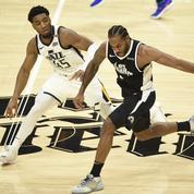 NBA : en démonstration face à Utah, les Clippers restent en vie