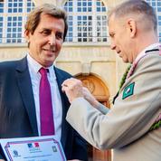 Max Guazzini nommé colonel de la Légion étrangère