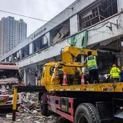 Explosion de gaz dans le centre de la Chine: le bilan s'élève à 25 morts