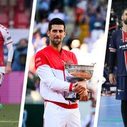 Eriksen, Djokovic, PSG… Nos tops et flops du week-end sport