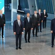 «Il ne peut y avoir de retour à la normale» tant que Moscou viole le droit international, dénonce l'OTAN