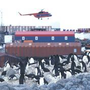 Antarctique: la recherche polaire française obtient des promesses de financement