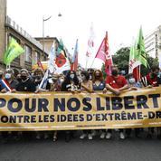 Marche des libertés: «La lutte contre l'extrême droite est devenue le plus petit dénominateur commun des gauches»