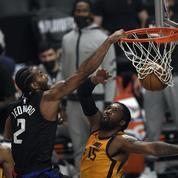 Play-offs NBA : les Clippers et Atlanta remettent les compteurs à zéro
