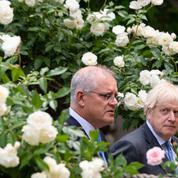 Accord post-Brexit entre l'Australie et le Royaume-Uni