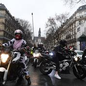 Polémique autour du stationnement payant pour les motos et scooters thermiques à Paris