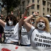 Grèce : les tensions liées à la nouvelle loi travail inquiètent les professionnels du tourisme