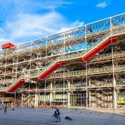 Après deux ans de travaux, la «chenille» vitrée du Centre Pompidou de nouveau accessible
