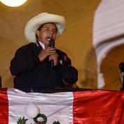 Pérou: Castillo en tête à la fin du dépouillement, ses adversaires contestent