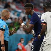 Euro 2020: Pogba confirme que Rüdiger l'a «un peu mordu» mais prend sa défense