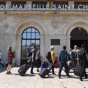 Marseille: intervention policière dans un TGV sur «un individu potentiellement menaçant»