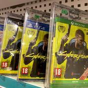 Le jeu vidéo Cyberpunk 2077 revient la semaine prochaine sur PlayStation Store