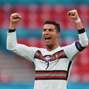 Cristiano Ronaldo poursuit sa chasse aux records