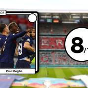 Les notes des Bleus après l'Allemagne: Pogba magistral, Mbappé monstrueux, Varane «Monsieur Propre»