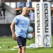Rugby: Yannick Bru «repart au combat» avec Bayonne pour une saison