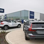 Volvo Cars s'associe à son tour à un important projet d'acier décarboné