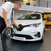 Voiture électrique: Renault s'associe avec un spécialiste du recyclage de batteries