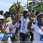 Acquitté par la justice internationale, l'ex-président Gbagbo rentre en Côte d'Ivoire