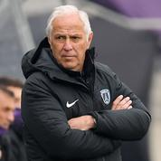 Ligue 2: René Girard n'est plus l'entraîneur du Paris FC
