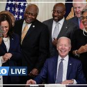 Etats-Unis : un jour férié décrété pour marquer la fin de l'esclavage