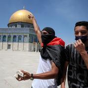 Heurts à Jérusalem-Est: 10 Palestiniens arrêtés par la police israélienne