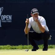 US Open : Henley leader avec Oosthuizen, Barjon dans le coup devant Perez