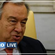 Le chef de l'ONU, confirmé pour un 2e mandat, appelle à «un monde qui tire des leçons»