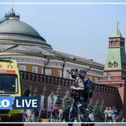 Covid-19 : nouveau record de contaminations à Moscou