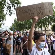 Les internes en médecine ont manifesté à Paris pour ne pas dépasser «48 heures par semaine»